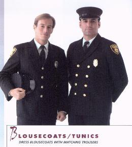 LAPD Dress Uniform