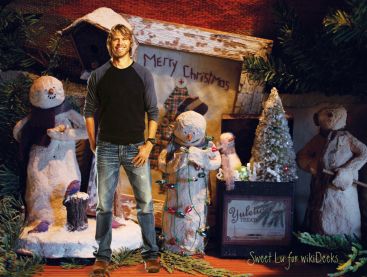 Deeks and the Snowmen