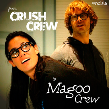 From Crush Crew to Magoo Crew