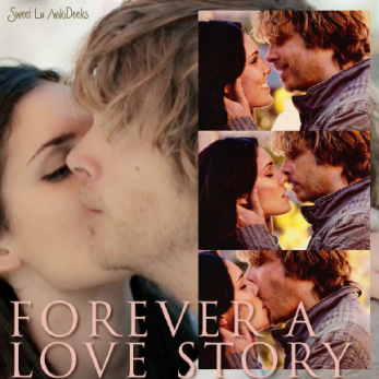 forever a love story square