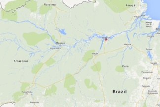 Map - Amazon