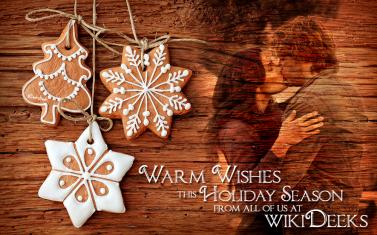 wikiDeeks holiday 2014