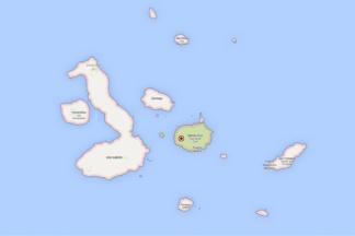 Map-Galapagos