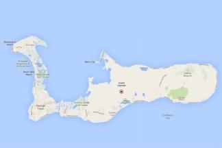 Map-Grand Cayman