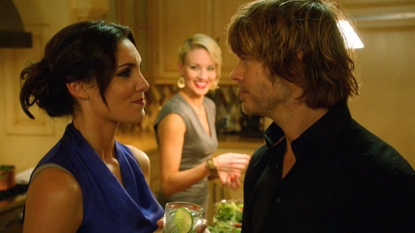 ncis la fanfiction kensi and deeks married