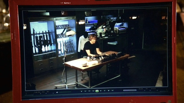 NCISLA - Parley - Spying on Deeks