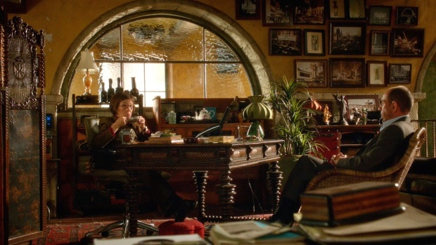 NCISLA - The Gold Standard - Hetty - Granger