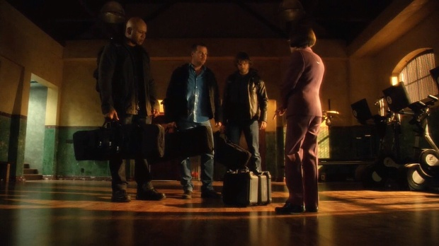 NCISLA - Spoils of War - Sam - Callen - Deeks - Hetty