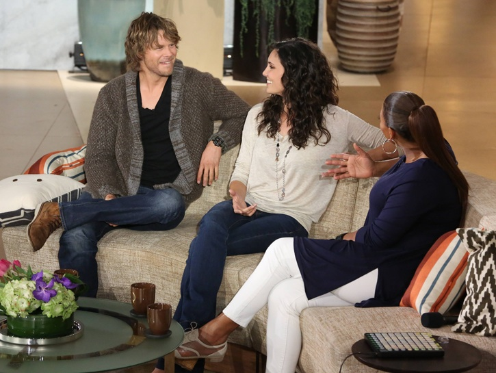 eric christian olsen � daniela ruah � queen latifah