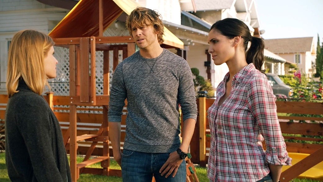 Ncis La Fanfiction Kensi And Deeks Hookup