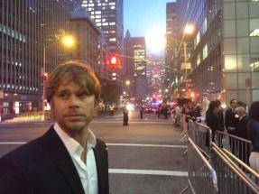 CBS Upfront - Eric Christian Olsen