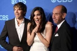 CBS Upfront - Eric Christian Olsen - Daniela Ruah - Miguel Ferrer