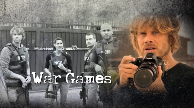 War Games - NCISLA - Deeks