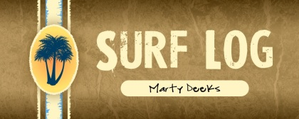 Surf Log Logo