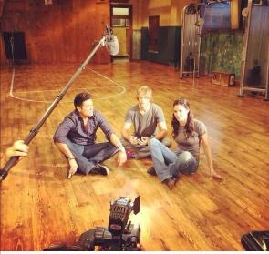 @ncisla: Campfire style interviews talking Mondays #thisishowwedoit #ncisla