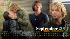 Calendar - September - 2014