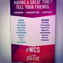 @danielaruah: #wcs
