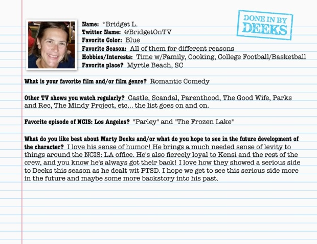 wikiDeeks bio Bridget