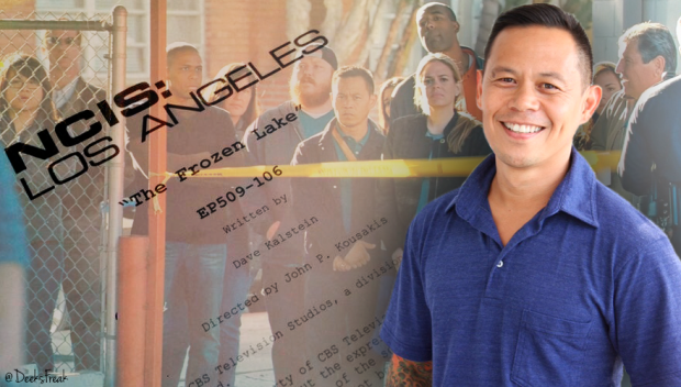 ERNIE REYES JR NCISLA FROZEN LAKE
