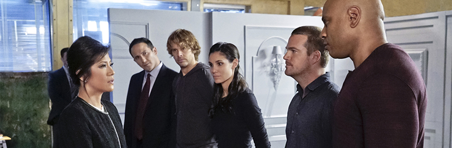 NCISLA - IN THE LINE OF DUTY feature