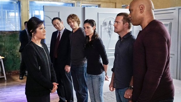 NCISLA - IN THE LINE OF DUTY