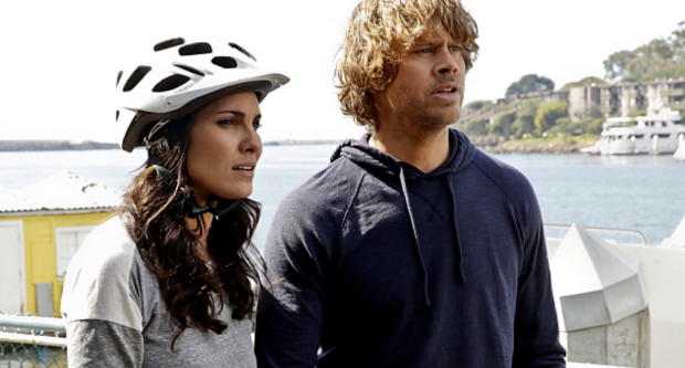 NCISLA BLAZE OF GLORY preview