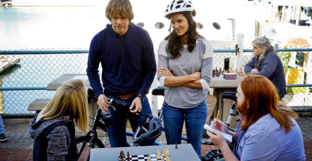 NCISLA BLAZE OF GLORY review
