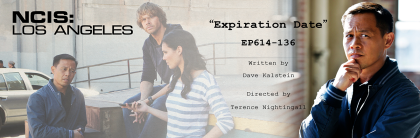 NCISLA Expiration Date Interview feature