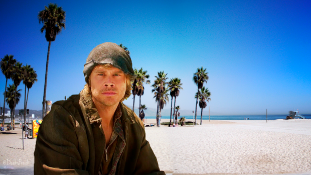 NCISLA homeless Deeks