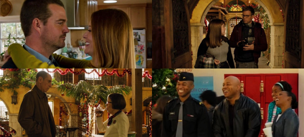 NCISLA Humbug collage