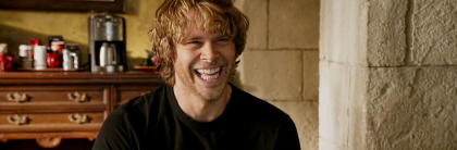 NCISLA Field of Fire DEEKS smiling feature