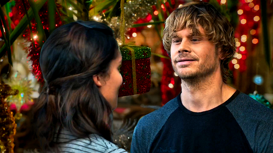 NCISLA Post Ep Fan Fic: Here Comes Santa Claus – wikiDeeks | Marty ...