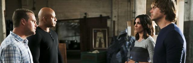 "Review: NCISLA ""Granger, O "" (S7E22) – wikiDeeks   Marty"
