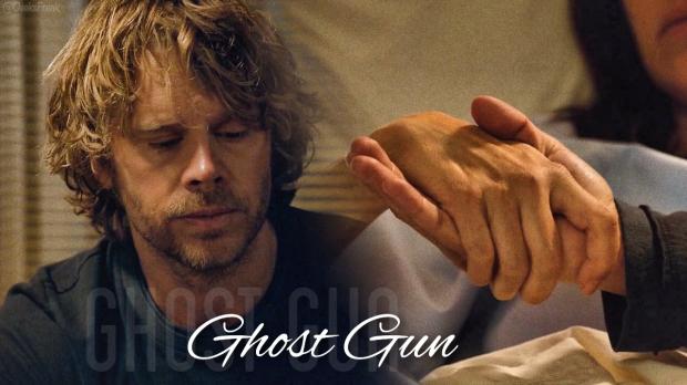 NCISLA Ghost Gun