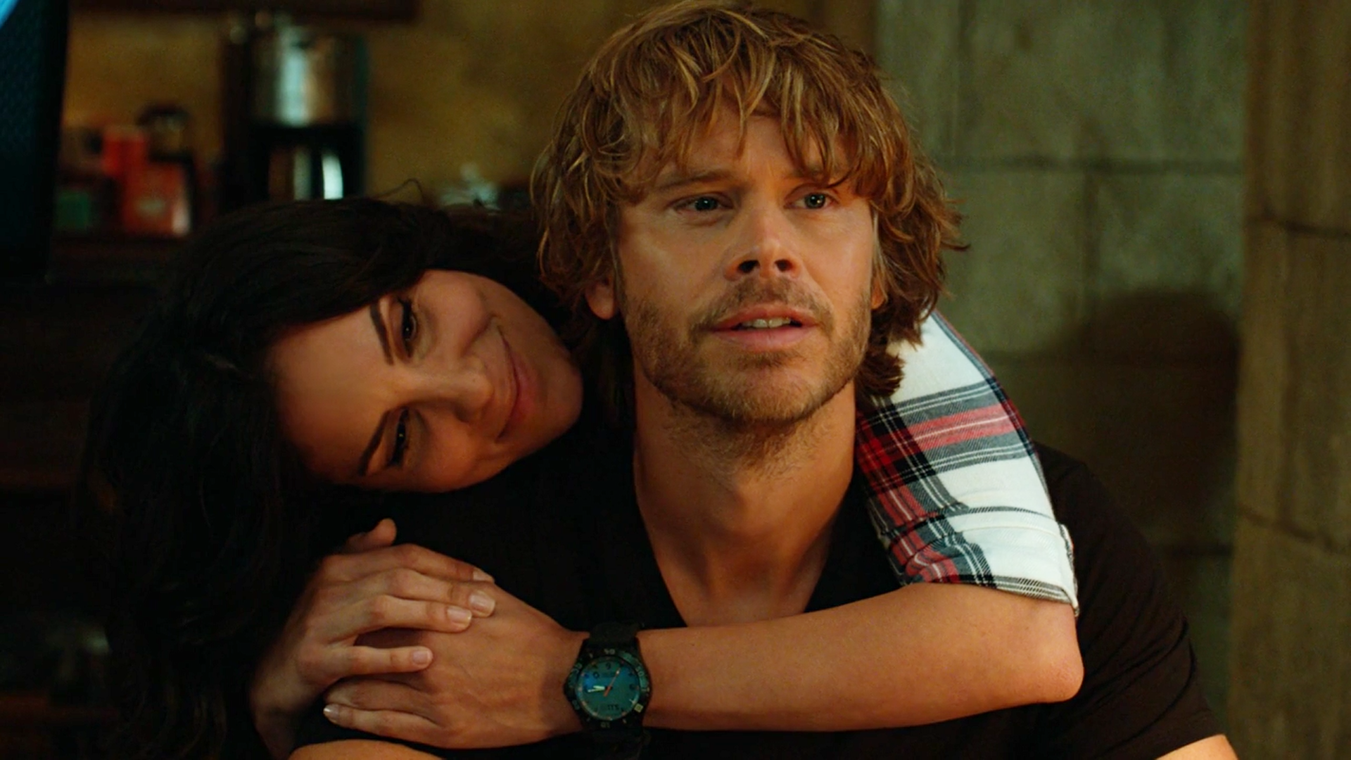 deeks and kensi dating It may not be safe to entrust eric christian olsen with spoilers his deeks and daniela ruah's kensi have long provided the implicit romance that.