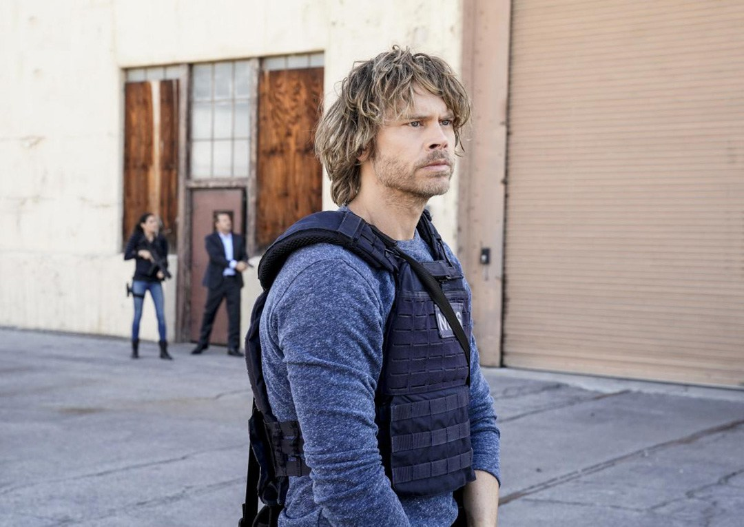 Review Ncisla A Line In The Sand S9e23 And Ninguna Salida